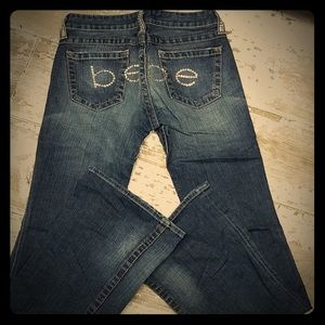 Absolutely adorable Bebe jeans